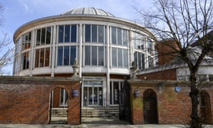 Braintree library in Essex, which is currently safe under the county council's plans.