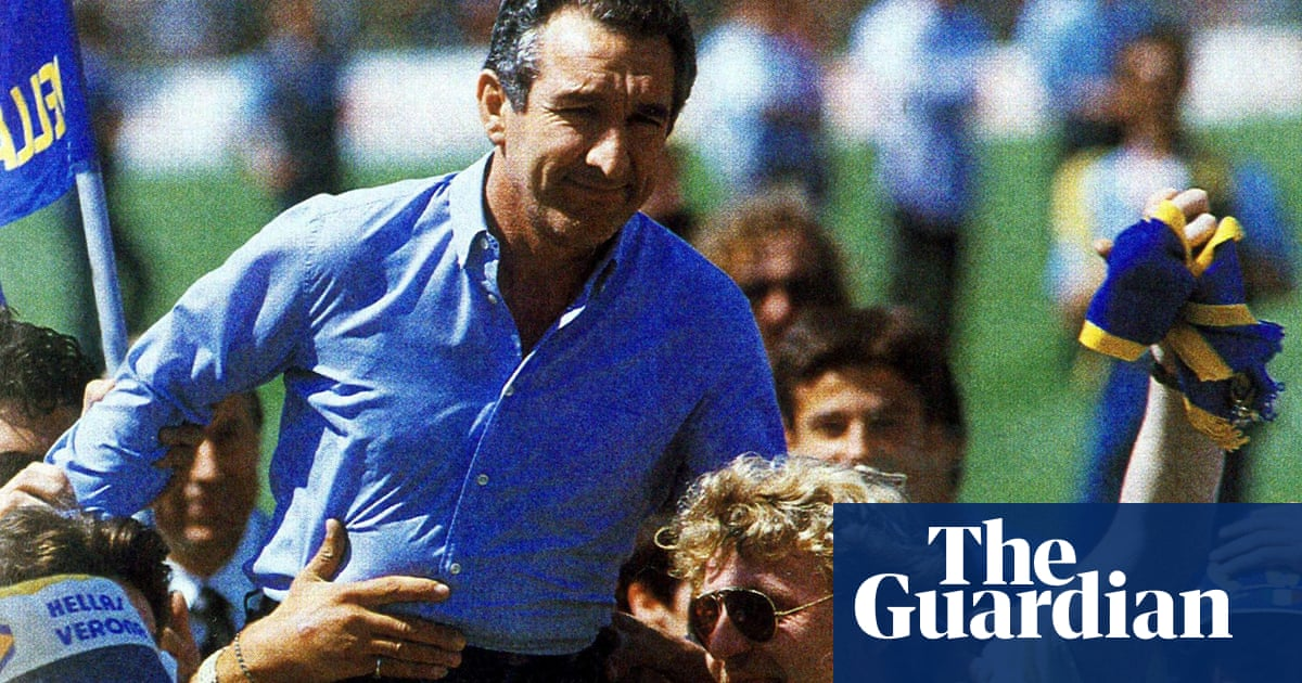 The Miracle Season When Hellas Verona Came From Nowhere To