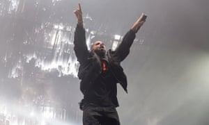 Universal appeal … Drake.