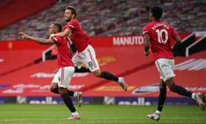 Manchester United have talked up as title contenders after their dramatic improvement in attack