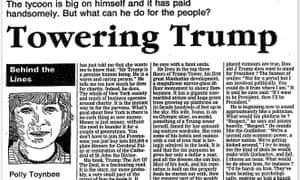 Polly's story on Trump