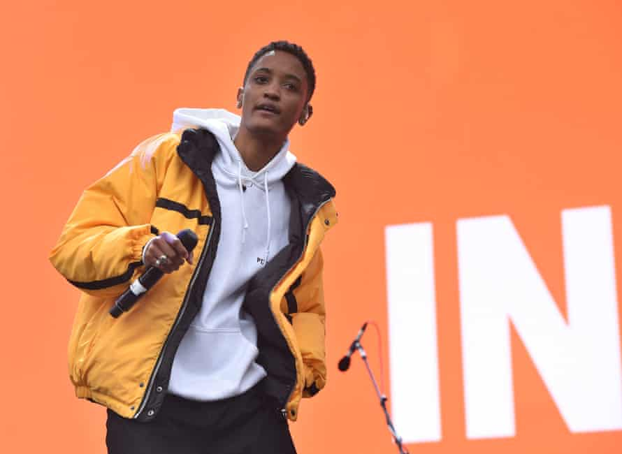 'I've always just wanted to be Pharrell': at Outside Lands festival, San Francisco, August 2018