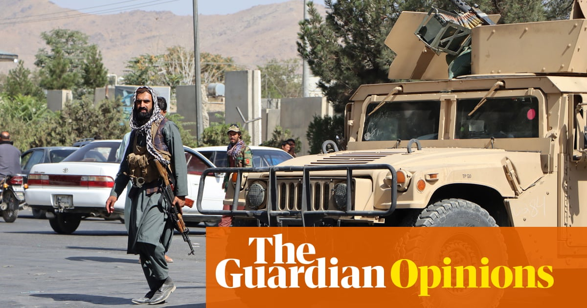 The west has to ask itself: if IS is the enemy, does that make the Taliban our friends?