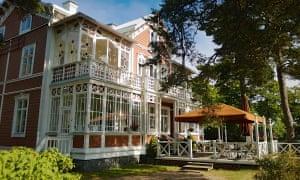 Villa Maija, Finland.