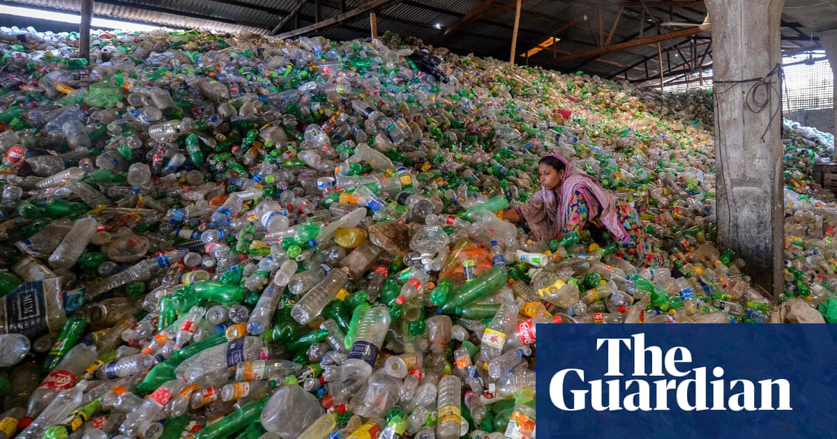 Scientists convert used plastic bottles into vanilla flavouring