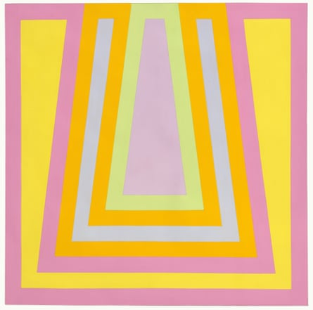 Miriam Stannage's 1970 painting Aurora