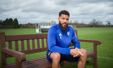 Watford's Adrian Mariappa: 'I can't see myself going back to eating meat'
