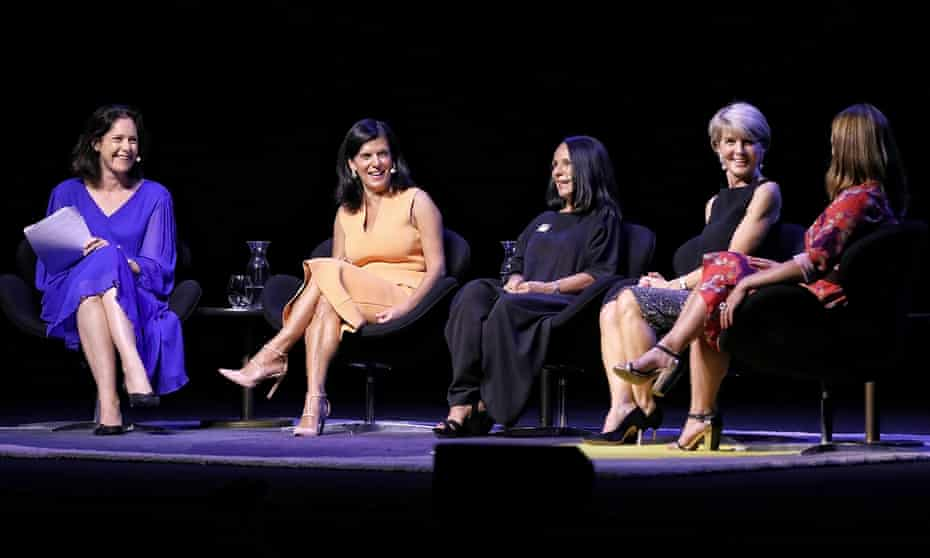 All about women 2019: Jacqueline Maley, Julia Banks, Linda Burney, Julie Bishop and Sarah Hanson Young on Leading while Female