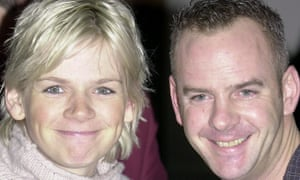 Zoe Ball with Norman Cook in 2000.