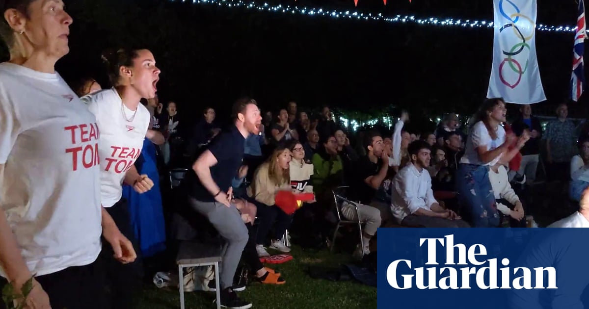 Wild reaction videos take the place of in-venue Olympic outpourings