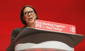 Shadow work and pensions secretary Debbie Abrahams.