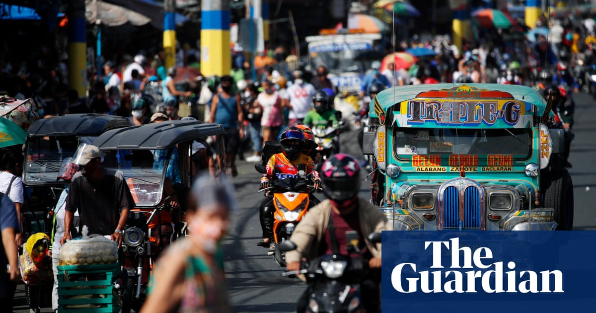 Philippines man dies 'after doing 300 squats for breaching Covid curfew'