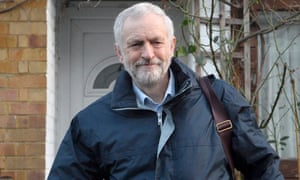 Labour party leader Jeremy Corbyn's Twitter account was temporarily hacked.