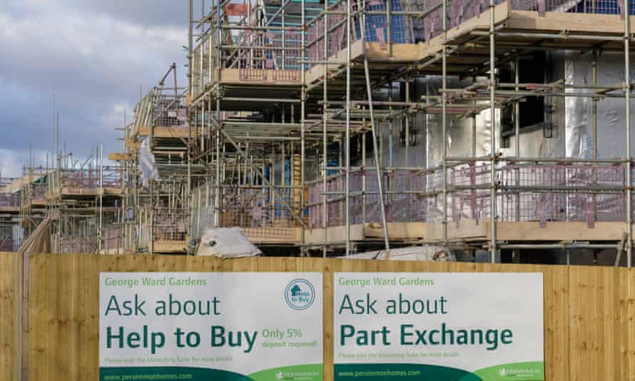 Housebuilder Persimmon has reported full-year profits of £1.09bn.
