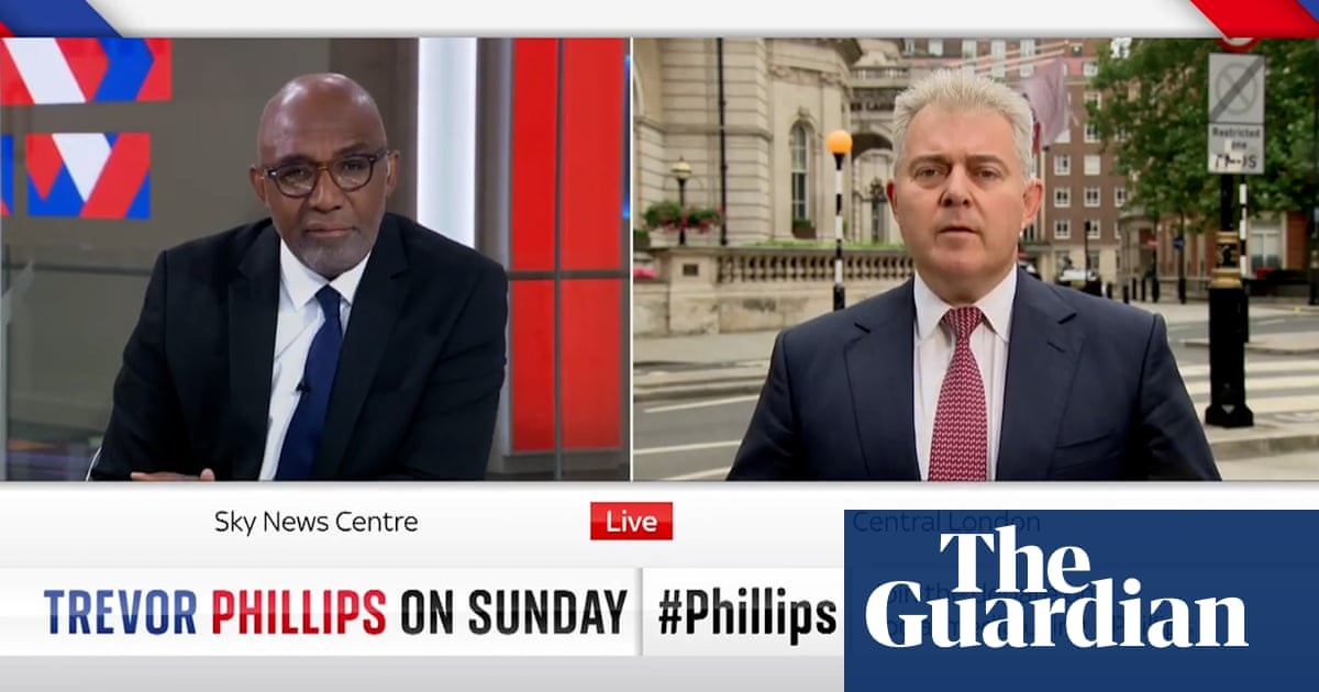 Trevor Phillips recalls daughter's funeral to stress anger at Matt Hancock