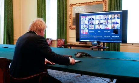 Faced with questions from MPs, Boris Johnson was like a blundering schoolboy | Martin Kettle