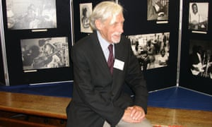 Paul Oliver, scholar of the blues, in 2006