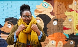 Slam dunk … Zodwa Nyoni brings the world of competitive street poetry to West Yorkshire Playhouse.