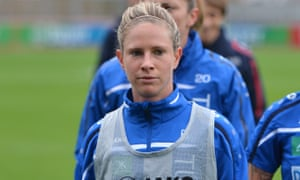 Elise Kellond-Knight moved to Turbine Potsdam in the German Allianz Frauen Bundesliga in August this year.