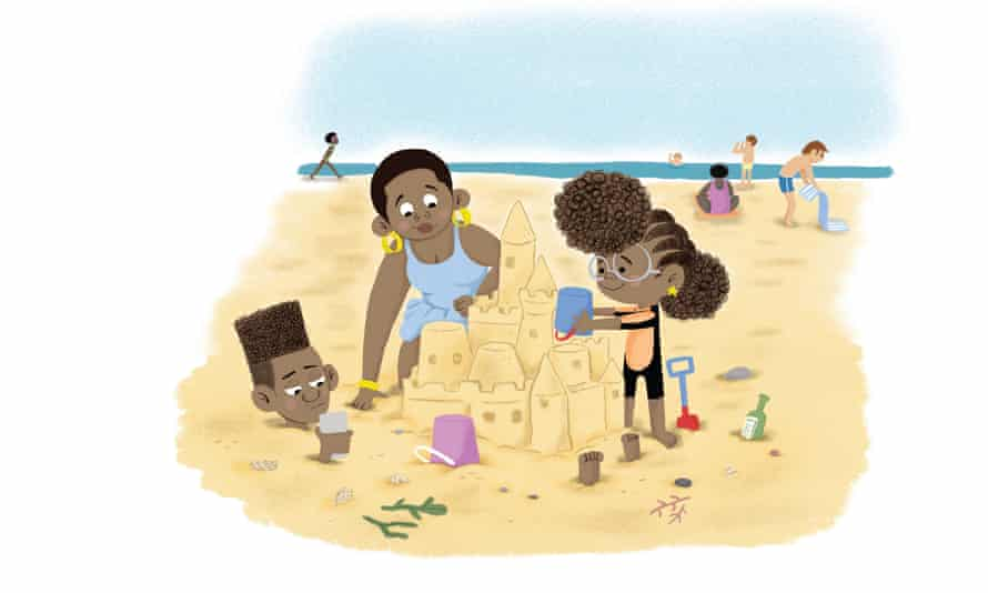 Clean Up!, by Nathan Bryon and Dapo Adeola, 'captures the fizzing energy of young children'
