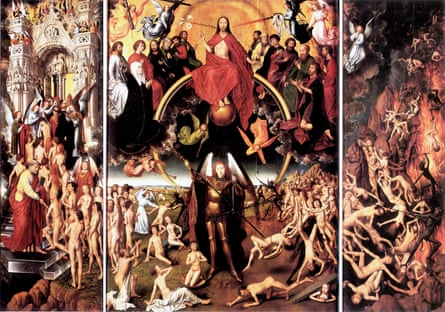 The Last Judgment by Hans Memling (c1467)