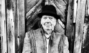 'I want to be a dual citizen and vote' ... Neil Young.