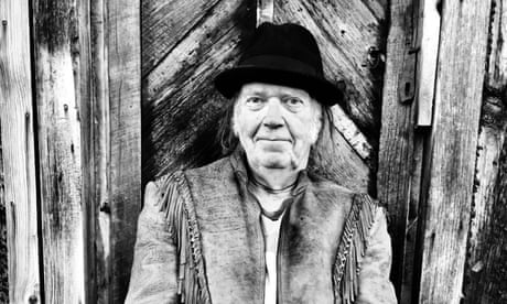 Neil Young and Crazy Horse: Colorado review – a direct, disgruntled din