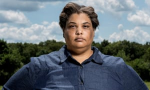 'This is unacceptable. And cruel. And cowardly,' … Roxane Gay.