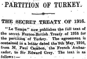 Manchester Guardian, 26 May 1919.