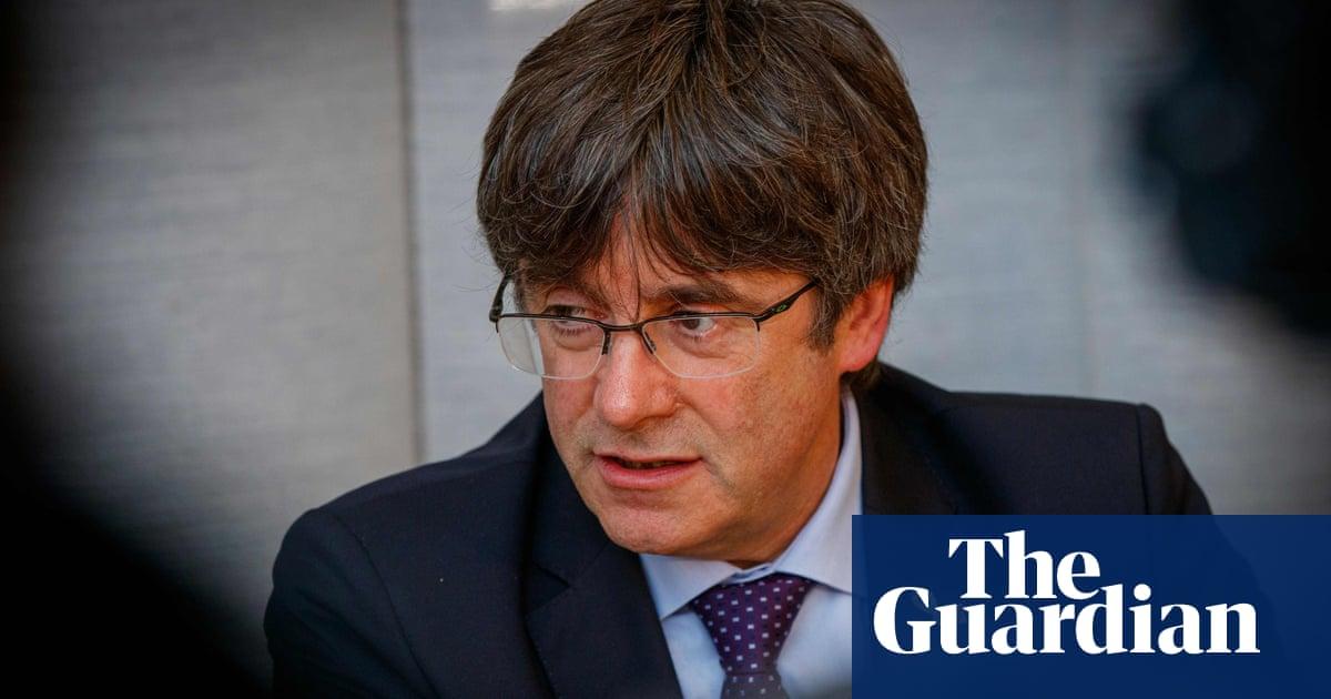 Ex-Catalan leader appears before Belgian authorities over arrest warrant