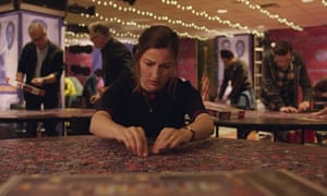 Kelly Macdonald in Puzzle.