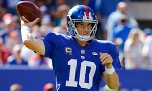 best cheap 3ea4f 55778 How Eli Manning went from baby of the family to NFL elder ...