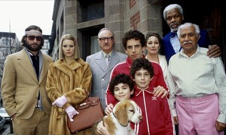 The Royal Tenenbaums, 2001.