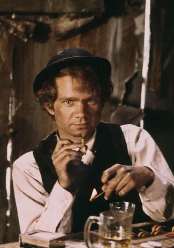 Michael J Pollard in Dirty Little Billy, 1972.