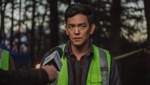 John Cho in Searching.