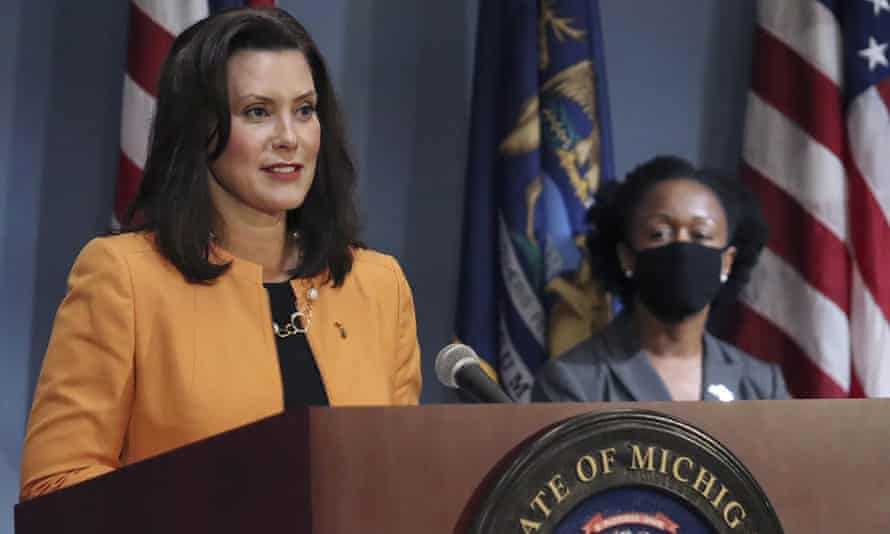 An alleged plot to kidnap the Michigan governor, Gretchen Whitmer, was planned in part on Facebook.