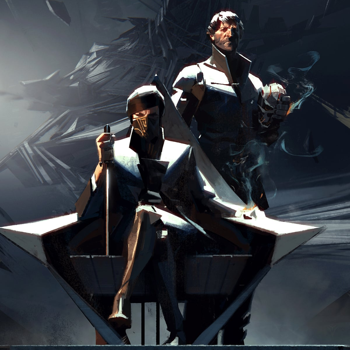 Dishonored 2 Review A Clockwork World Of Exquisite Challenge Games The Guardian