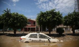 Floods in Peru