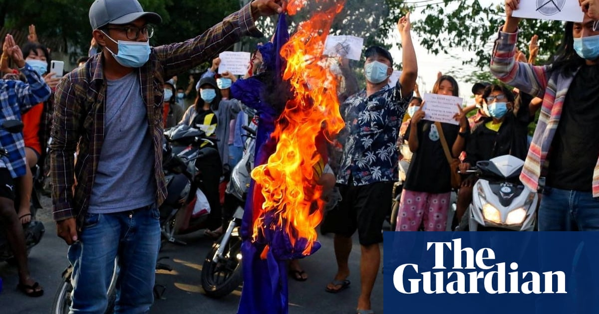 Myanmar junta forces reportedly kill 20 civilians in fresh clashes