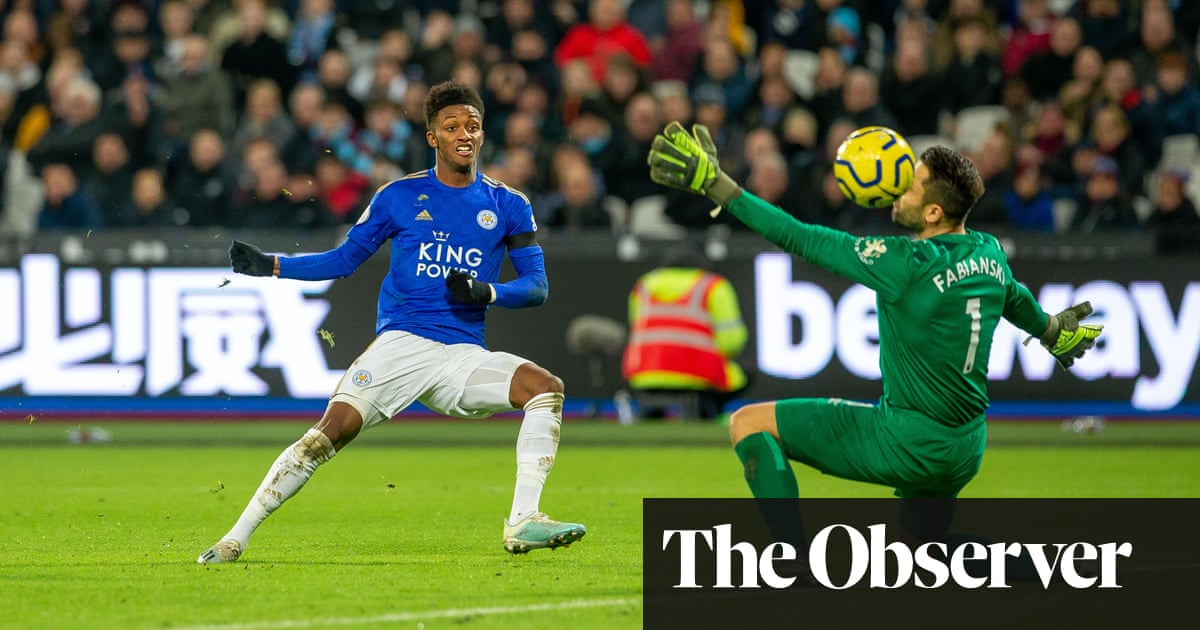 West Ham woes worsen after Demarai Gray clinches win for Leicester