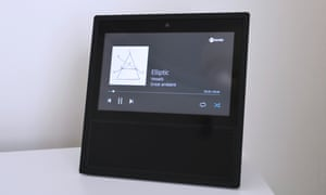 Amazon Echo Show.