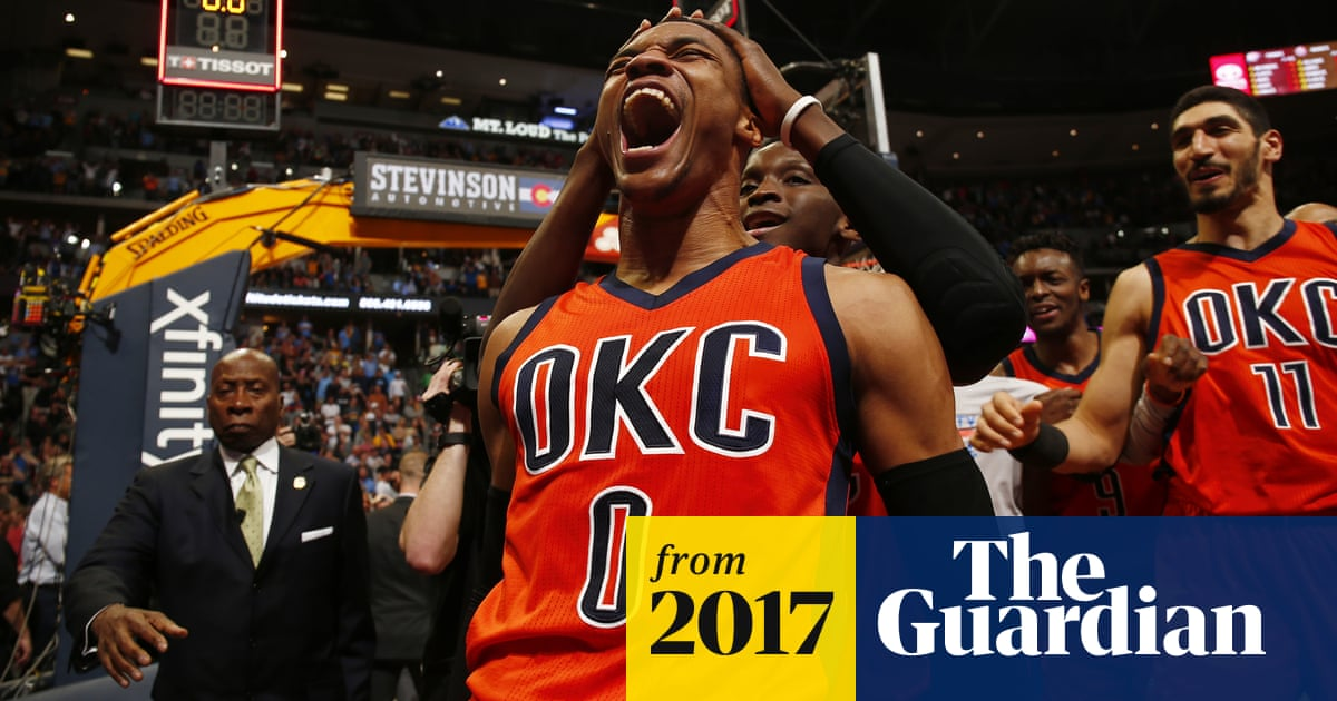 380494f0870b Russell Westbrook named NBA s MVP after record-setting season ...