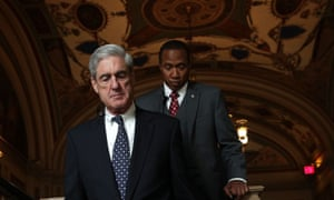 Congress awaits Mueller conclusions as Democrats push for report's