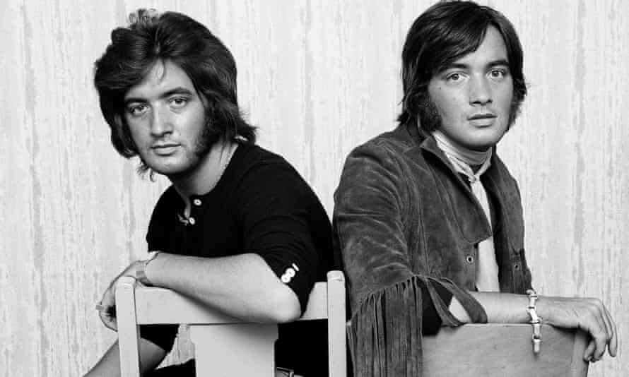 The pop singing duo in August 1969.