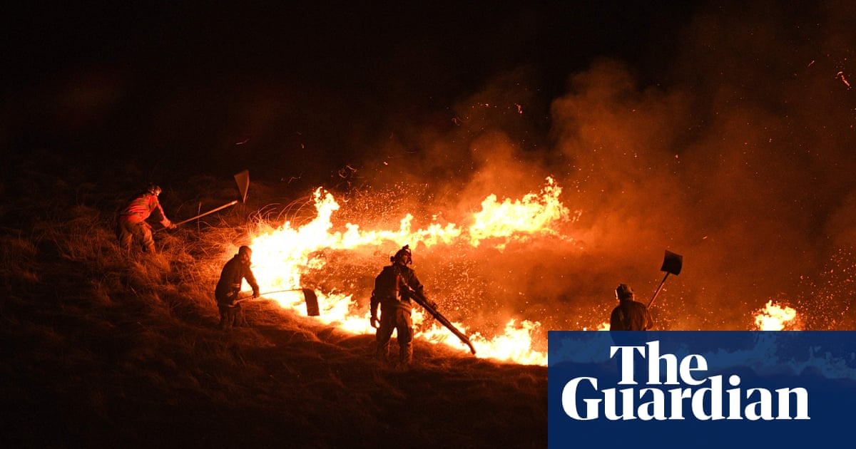 Manchester fire chief warns against 'reckless behaviour' after wildfires