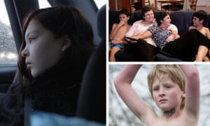 Film stills from the movie Gayby Baby