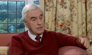 John McDonnell on the Andrew Marr Show