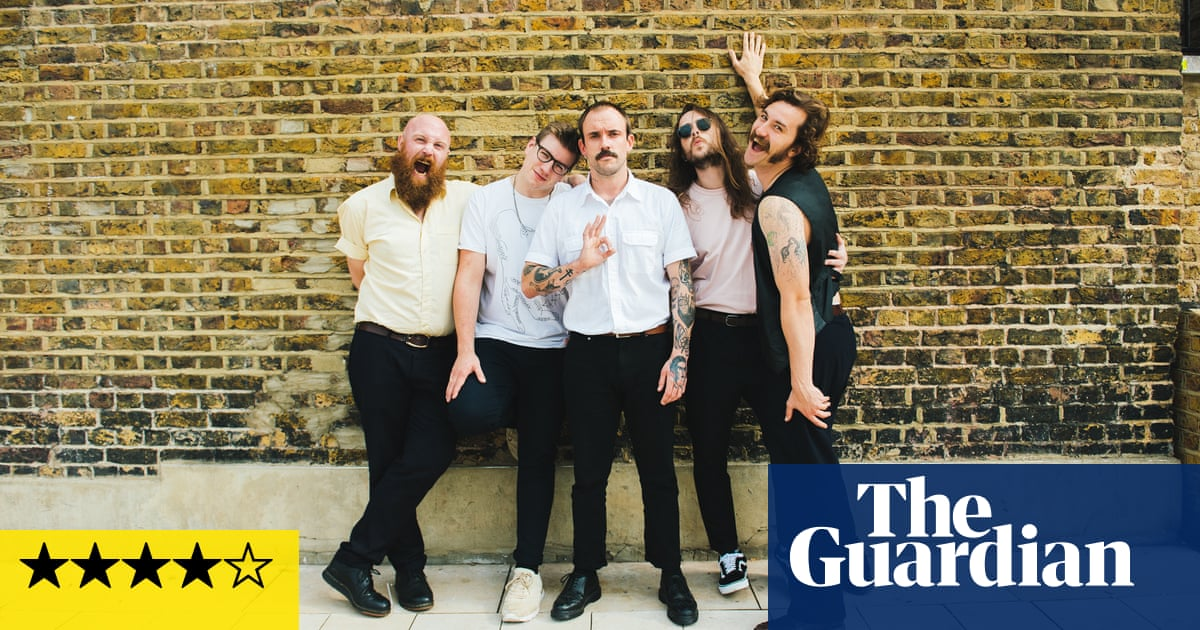 Idles: Joy As an Act of Resistance review – angular rage from