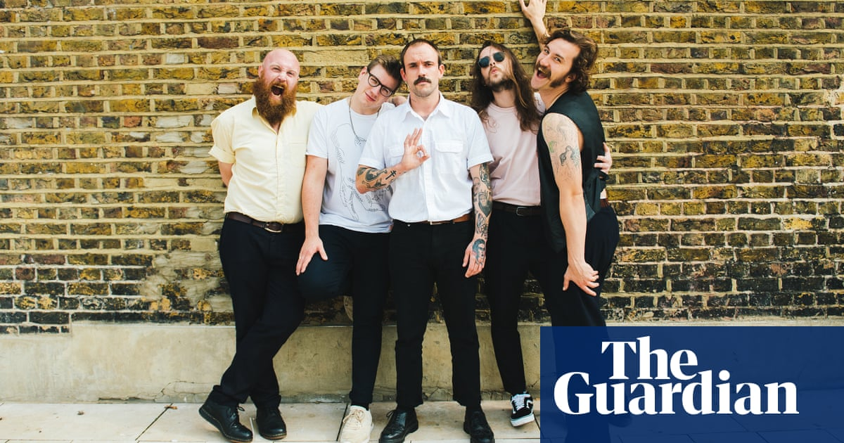 The 50 best albums of 2018, No 6: Idles – Joy as an Act of