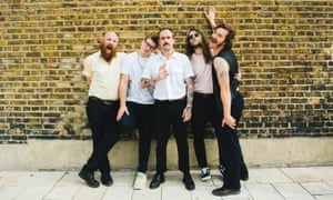 Guardian Best Albums 2020 The 50 best albums of 2018, No 6: Idles – Joy as an Act of